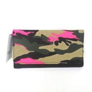 Pink Camo Wallet